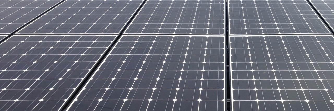Sundacity solar panels banner